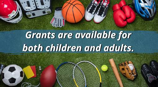 challenged athletes foundation grants are available for both children and adults