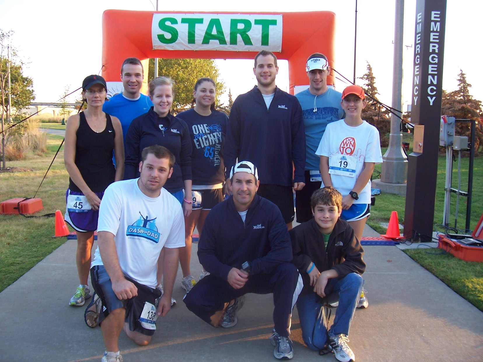Dash for Dad Prostate Cancer Awareness