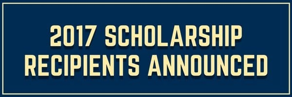 2017 180 medical scholarship winners announced