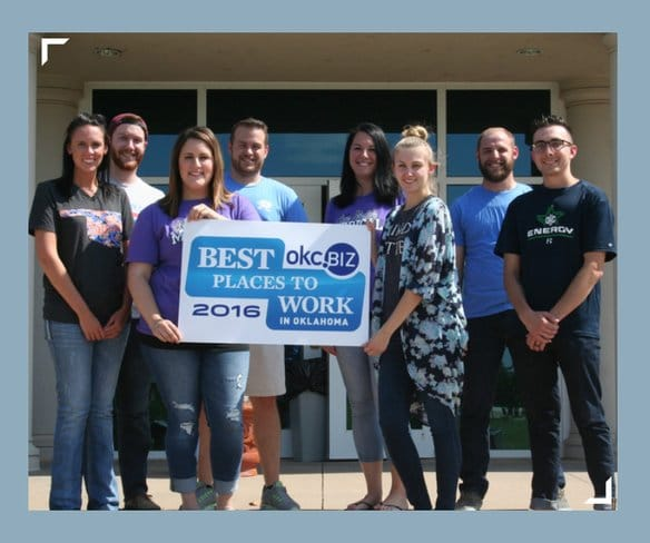 best places to work in Oklahoma 2016