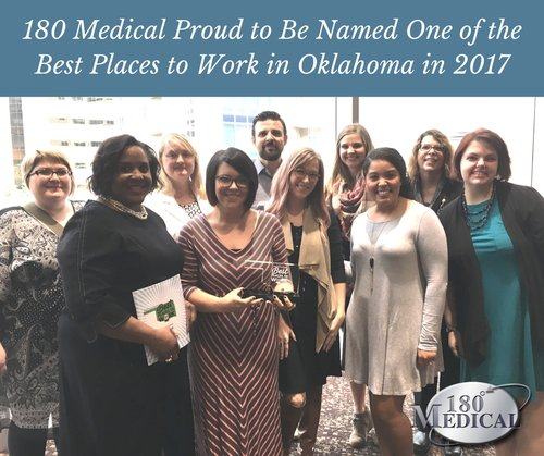 180 medical best places to work 2017