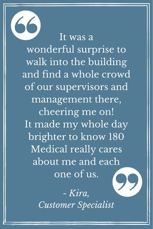 180 medical employee quote on employee appreciation day