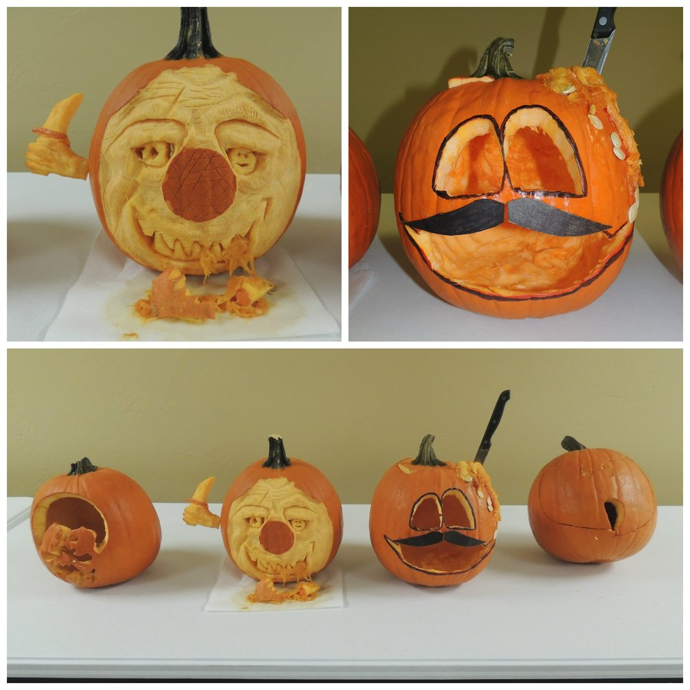 2015 pumpkin carving contest