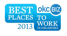 best places to work in oklahoma