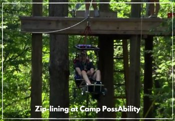 mason ellis at camp possability