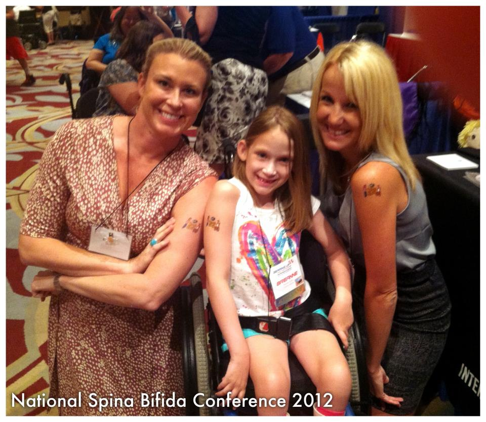 National Spina Bifida Conference 2012