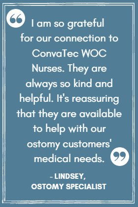 wocn week 2017 ostomy specialist quote