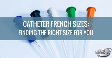 urinary intermittent catheter french sizes blog header