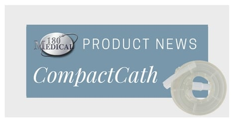 compactcath new catheter product