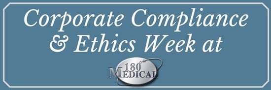 hcca corporate compliance and ethics week 2017 at 180 medical