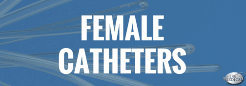 Female Catheters - 180 Medical