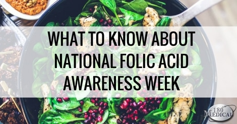 what to know about national folic acid awareness week