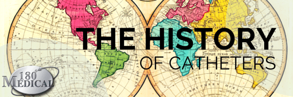 history of catheters blog header