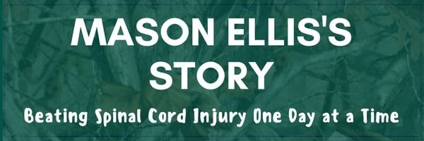 mason ellis beating spinal cord injury quadriplegia