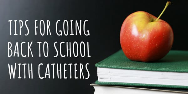 going back to school catheters tips