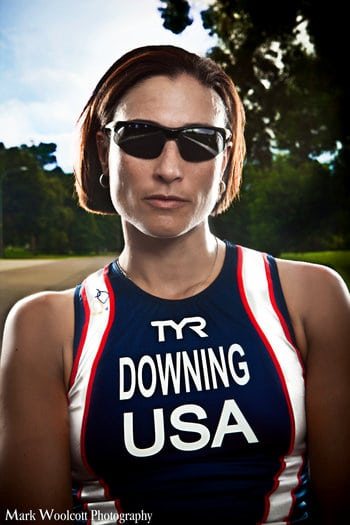 trish downing paraplegic athlete paralympics headshot