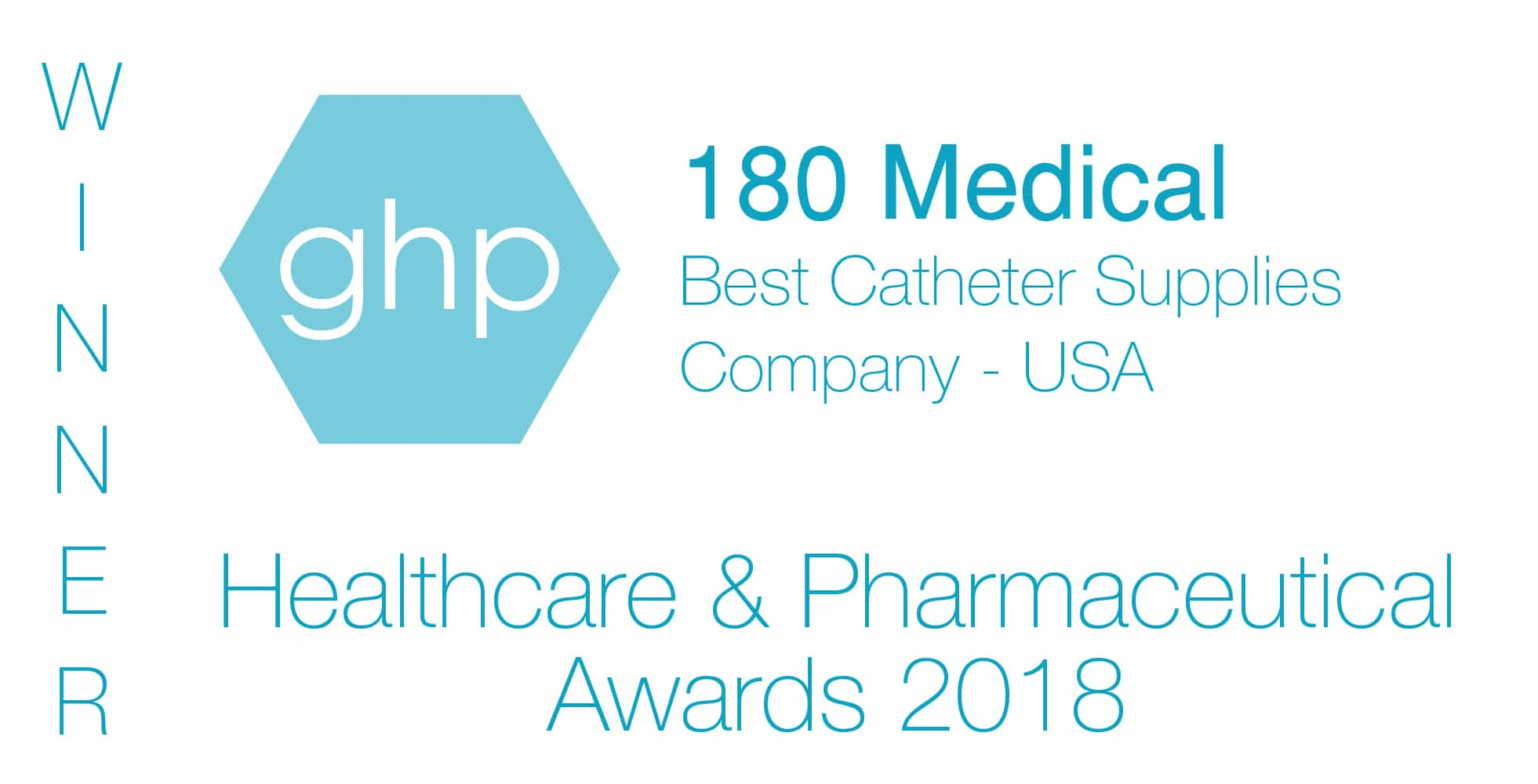 Best Catheter Supplies Company Award