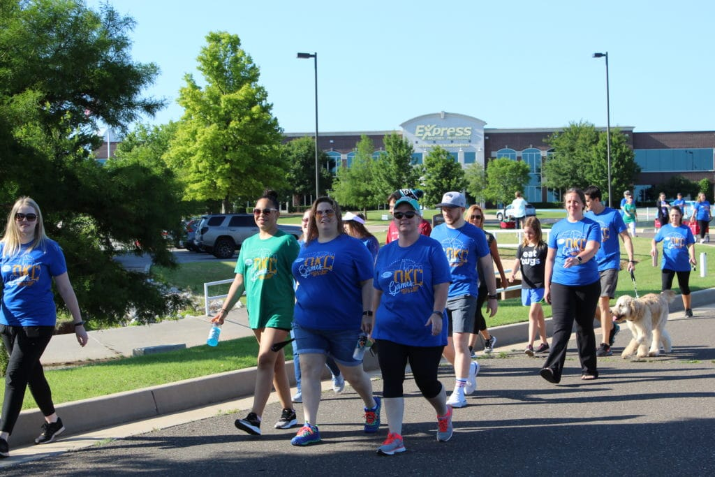 180 OKC Games Run Walk 2019
