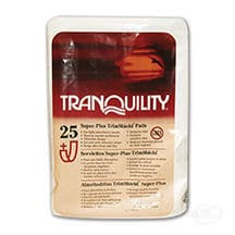 Tranquility TrimShield SuperPlus Absorbent pad