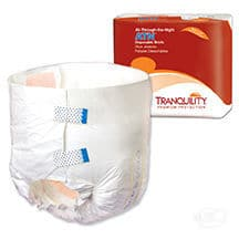 Tranquility Diaper with package