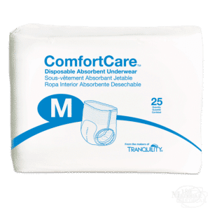 ComfortCare Disposable Absorbent Underwear package