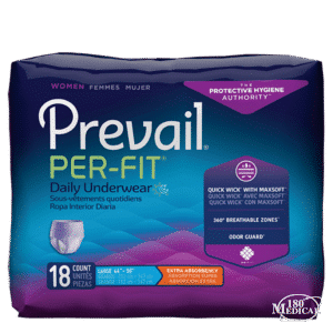 prevail per-fit incontinence pull-on underwear for women