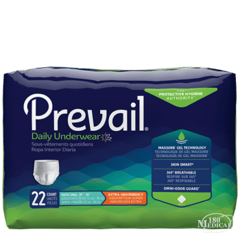 prevail unisex protective underwear for incontinence