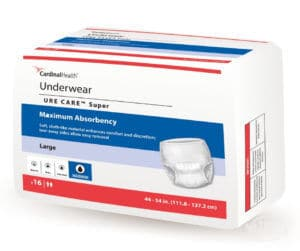 Sure Care Super Protective Underwear 1225
