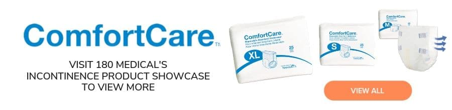 comfortcare incontinence products