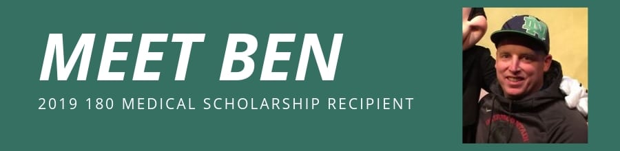 meet ben 2019 scholarship recipient