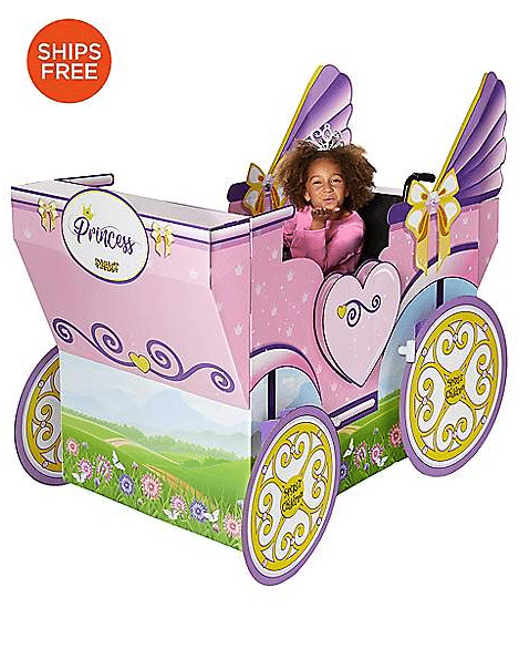 spirit princess carriage halloween costume