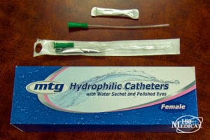 MTG-Hydrophilic-Female-Urinary-Catheter