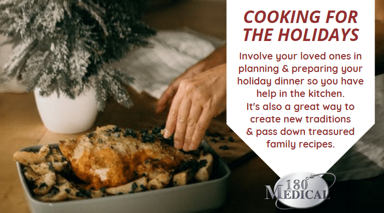 adaptive cooking for holidays