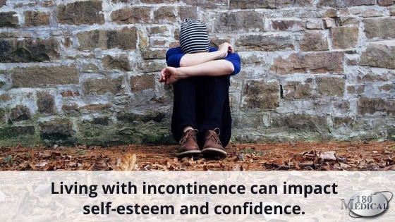 incontinence and emotional health