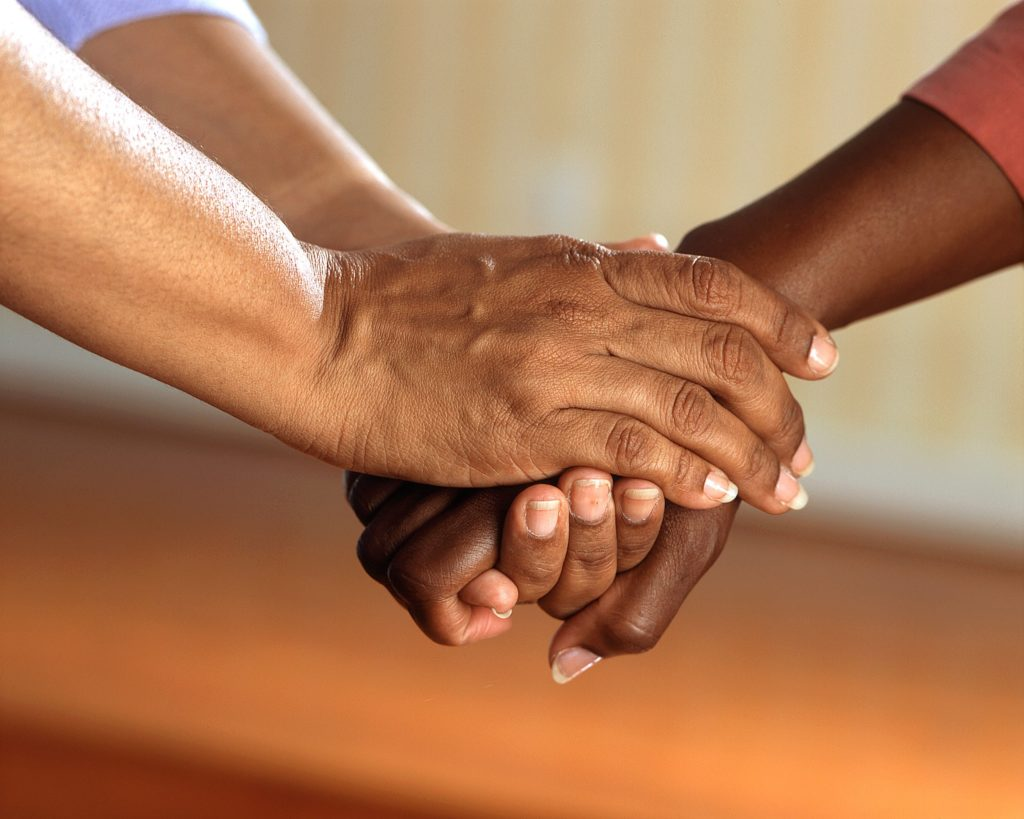 support group helping hands