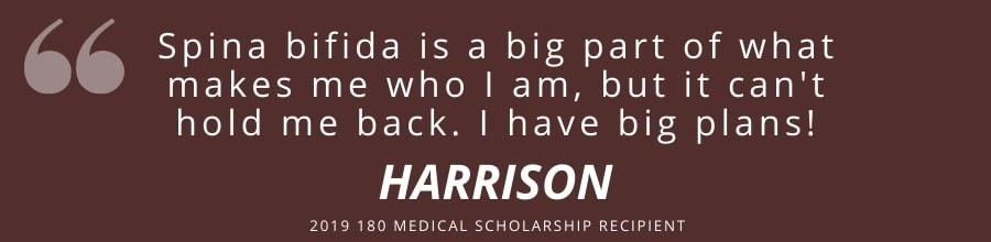 harrison spina bifida quote