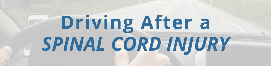 driving after spinal cord injury header