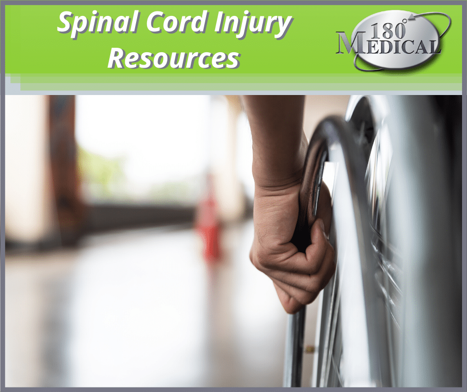 spinal cord injury resources