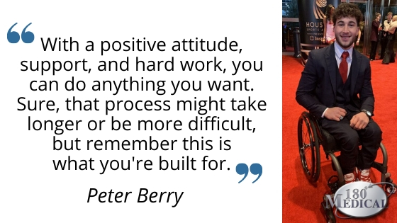 peter berry quote