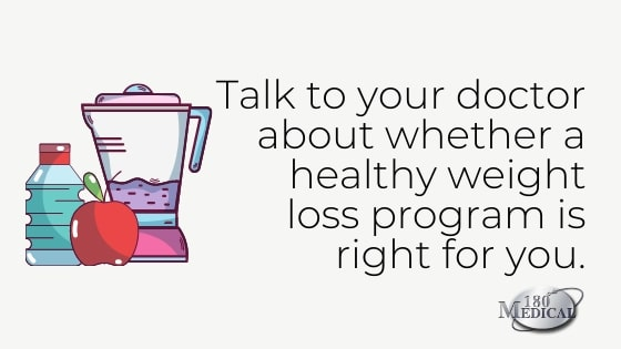 healthy weight loss for incontinence