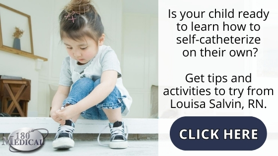 is your child ready to learn to use catheters