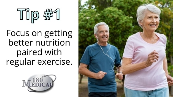 tip 1 exercise and diet for incontinence