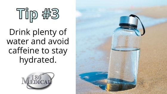 tip 3 water for incontinence