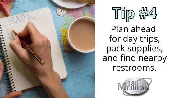 tip 4 plan day trips ahead