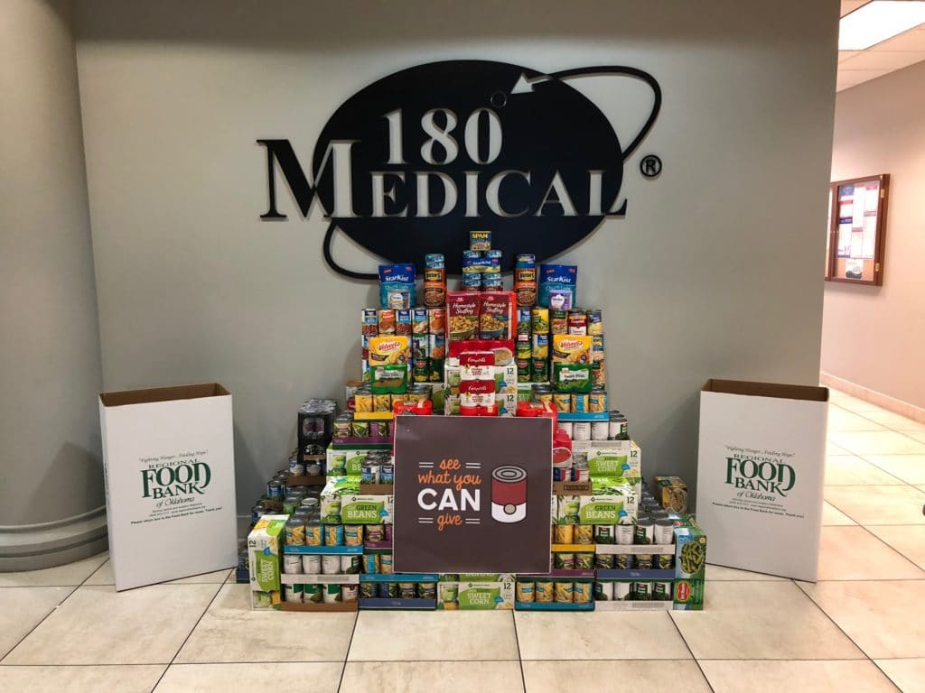 2017 Food Bank Canned Goods Drive pic 2