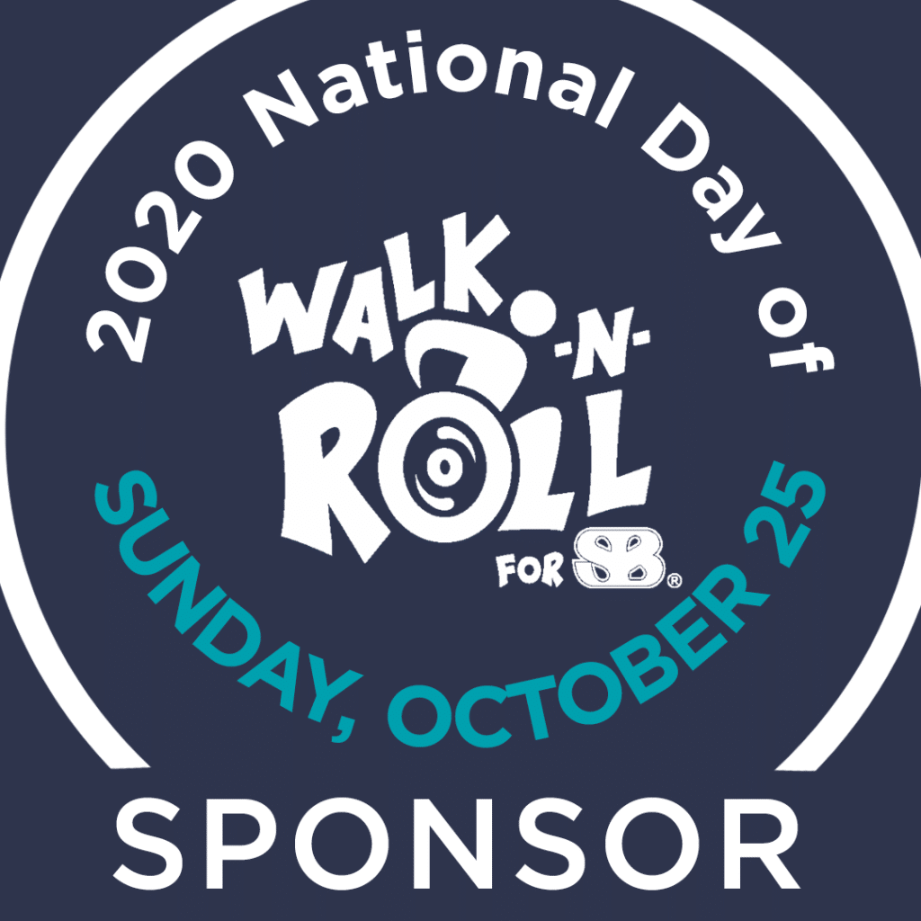 2020 Walk-n-roll sponsor 180 medical