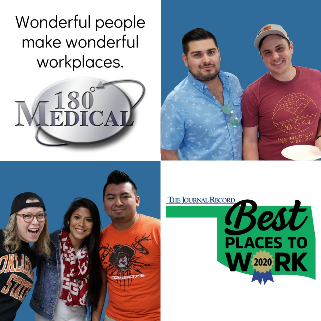 Best Places to Work in Oklahoma 2020 4th place