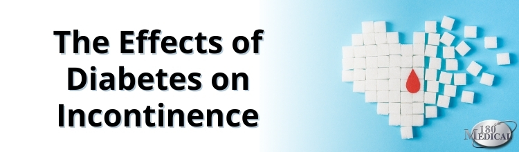 The Effects of Diabetes on Urinary Incontinence blog header
