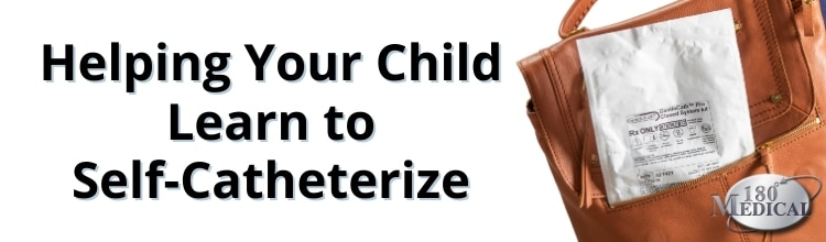 tips to help your child learn to self-catheterize