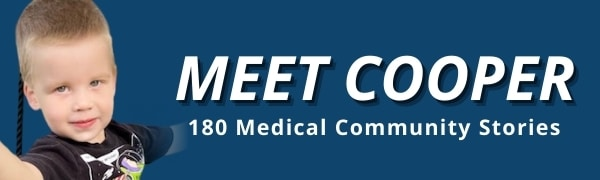 Meet Cooper the Miracle Baby (180 Medical Community Customer Stories)